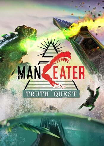 Maneater: Truth Quest (DLC) Epic Games Key GLOBAL