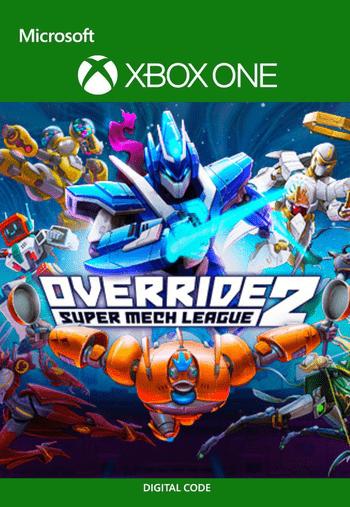 Override 2: Super Mech League XBOX LIVE Key GLOBAL