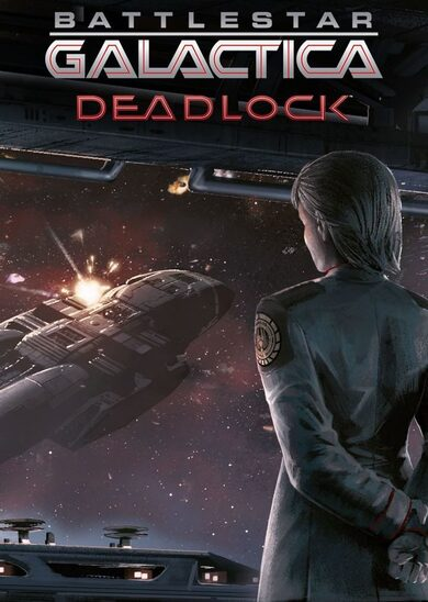 Battlestar Galactica Deadlock Steam Key GLOBAL фото