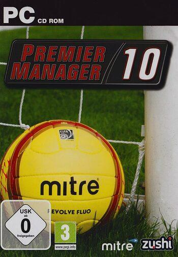 Premier Manager 10 Steam Key GLOBAL