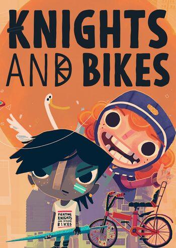 Knights and Bikes (Nintendo Switch) eShop Key UNITED STATES