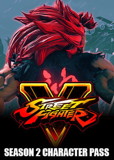 Street Fighter V - Season 2 Character Pass (DLC) Steam Key GLOBAL