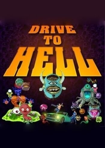 Drive to Hell Steam Key GLOBAL