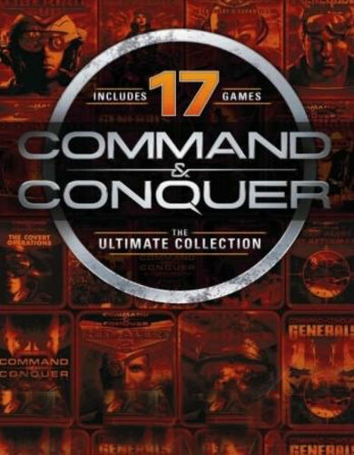 Command & Conquer : The Ultimate Collection clé Origin GLOBAL