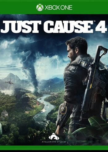 Just Cause 4 XBOX LIVE Key UNITED STATES