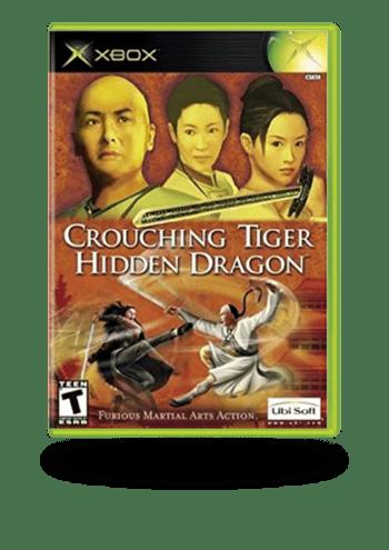 Crouching Tiger, Hidden Dragon Xbox