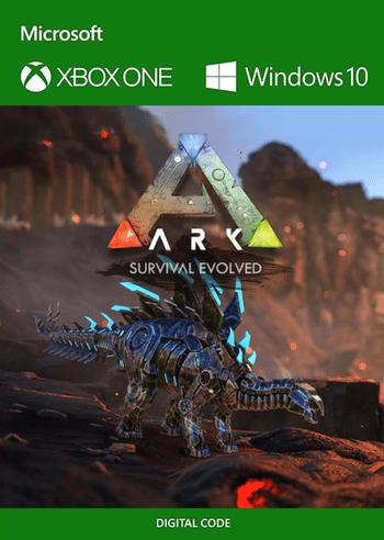 ARK: Survival Evolved Bionic Stegosaurus Skin (DLC) PC/XBOX LIVE Key EUROPE
