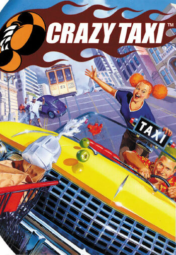 Crazy Taxi Steam Key GLOBAL