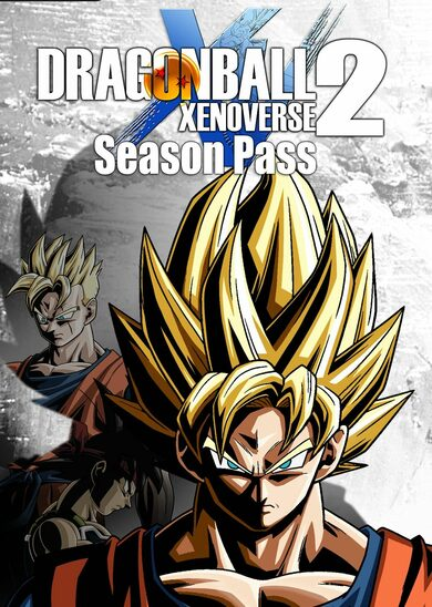 Dragon Ball: Xenoverse 2 - Season Pass (DLC) Steam Key GLOBAL