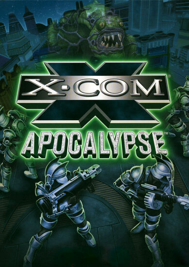 X-COM: Apocalypse Steam Key GLOBAL