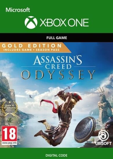 Assassin's Creed: Odyssey (Gold Edition) (Xbox One) Xbox Live Key UNITED STATES