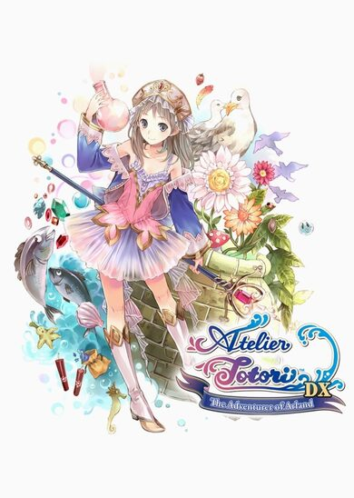 Atelier Totori - The Adventurer of Arland DX Steam Key GLOBAL