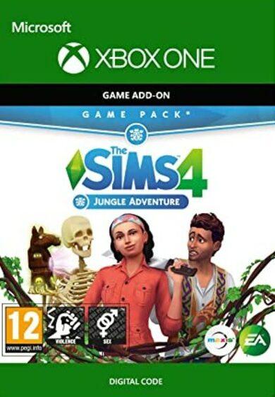 The Sims 4: Jungle Adventure (Xbox One) (DLC) Xbox Live Key UNITED STATES
