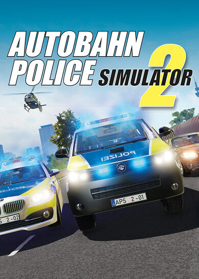 Autobahn Police Simulator 2 Steam Key GLOBAL фото