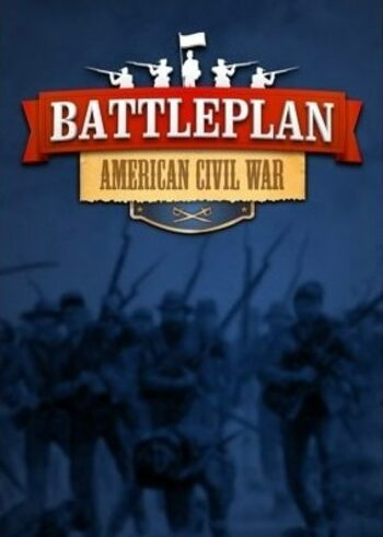 Battleplan: American Civil War Steam Key EUROPE