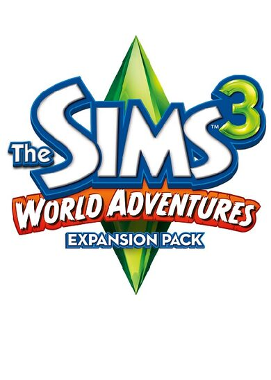 The Sims 3: World Adventures (DLC) Origin Key GLOBAL