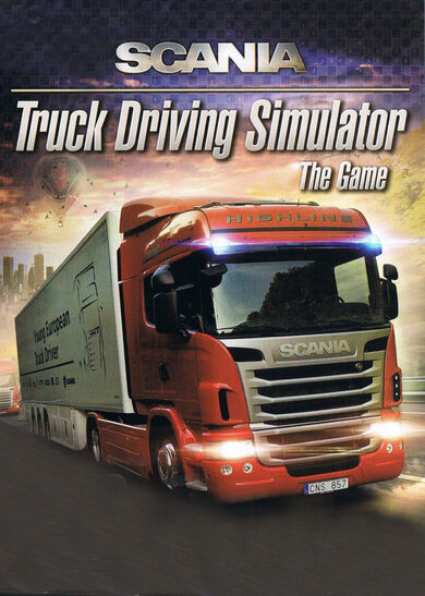Scania Truck Driving Simulator Steam Key GLOBAL фото