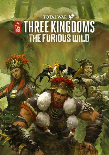 Total War: THREE KINGDOMS - The Furious Wild (DLC) Steam Key GLOBAL