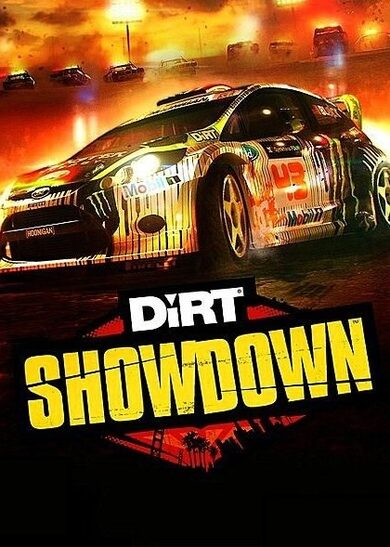 DiRT Showdown Steam Key EUROPE фото
