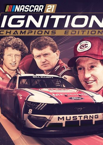 NASCAR 21: Ignition Champions Edition (PC) Steam Key EUROPE