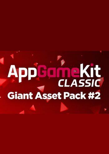 AppGameKit Classic - Giant Asset Pack 2 (DLC) (PC) Steam Key GLOBAL