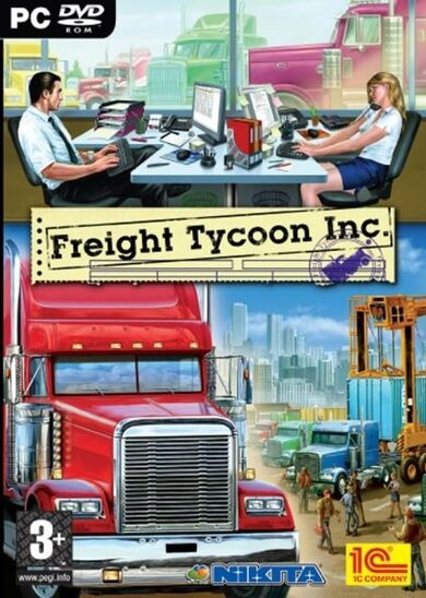 Freight Tycoon Inc. Steam Key GLOBAL