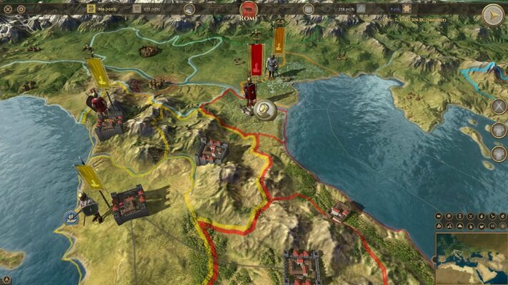 Field of Glory: Empires Steam Key GLOBAL фото