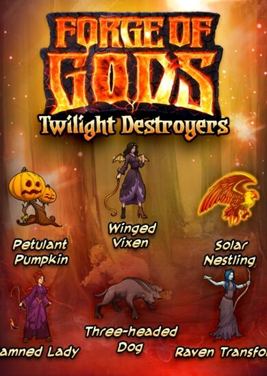 Forge of Gods - Twilight Destroyers Pack (DLC)