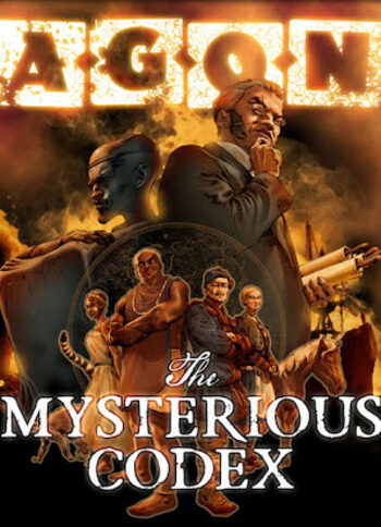 AGON - The Mysterious Codex (Trilogy) Steam Key GLOBAL