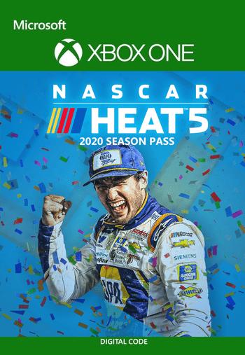 NASCAR Heat 5 - 2020 Season Pass (DLC) XBOX LIVE Key EUROPE