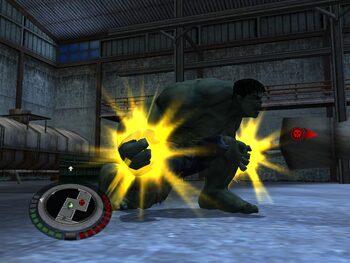Redeem The Incredible Hulk Wii