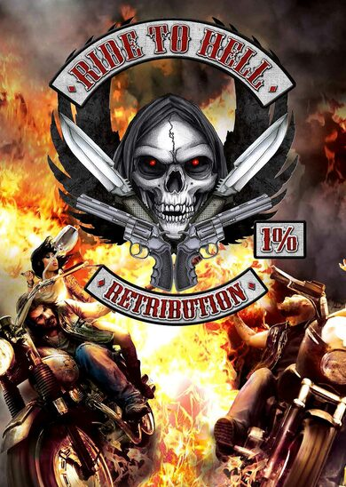 Ride to Hell: Retribution Steam Key GLOBAL