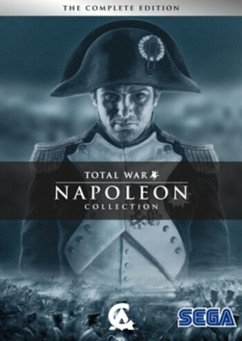 Napoleon: Total War Collection Steam Key EUROPE