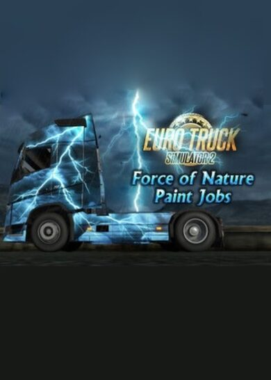 Euro Truck Simulator 2 - Force of Nature Paint Jobs Pack (DLC) Steam Key GLOBAL