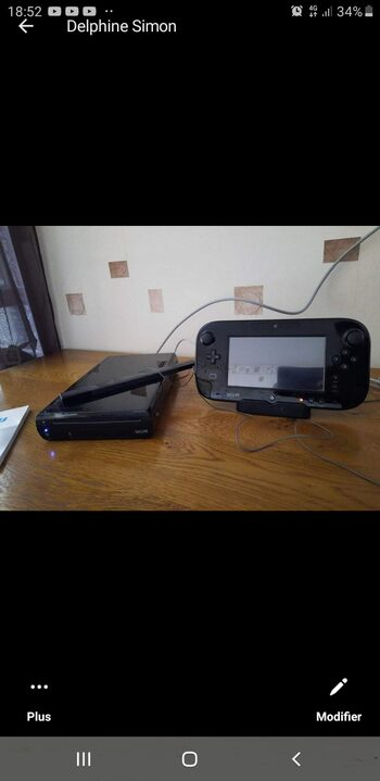 Nintendo Wii U Basic, Black, 32GB