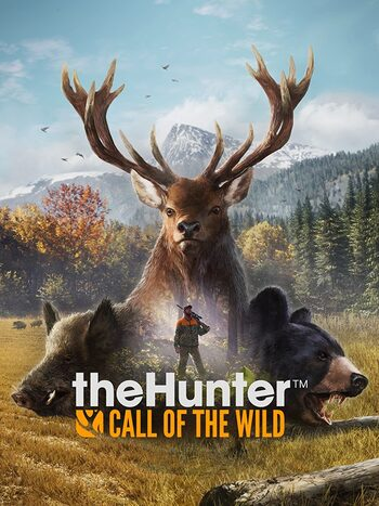 theHunter: Call of the Wild Steam Key EUROPE