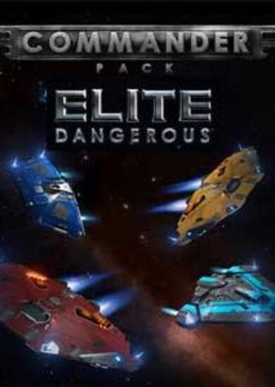 Elite: Dangerous - Commander Pack (DLC) Digital Download Key GLOBAL