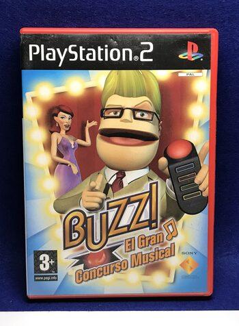 Buzz!: The Music Quiz PlayStation 2