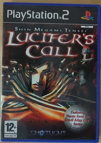 Shin Megami Tensei III: Nocturne PlayStation 2