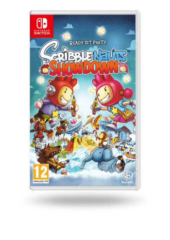 Scribblenauts: Showdown Nintendo Switch