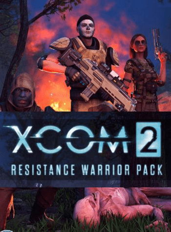 XCOM 2 - Resistance Warrior Pack (DLC) Steam Key GLOBAL