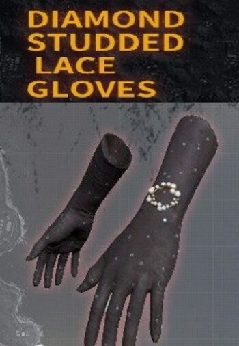 PlayerUnknown's Battlegrounds Diamond Studded Lace Gloves (DLC) Steam Key GLOBAL