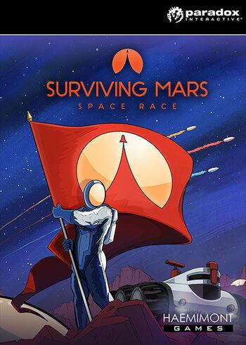 Surviving Mars: Space Race (DLC) Steam Key GLOBAL