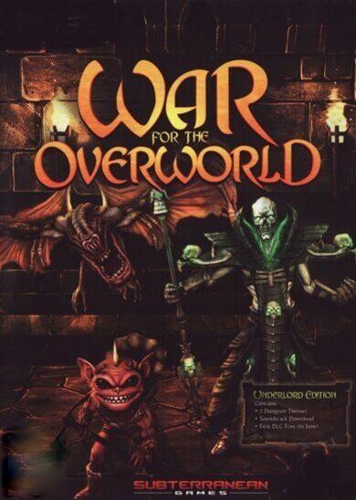 War for the Overworld - Heart of Gold (DLC) Steam Key GLOBAL