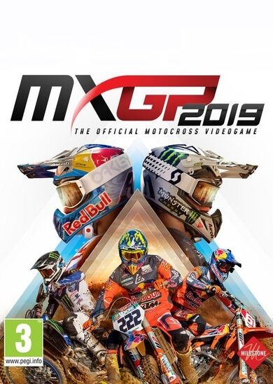 MXGP 2019: The Official Motocross Videogame Steam Key GLOBAL