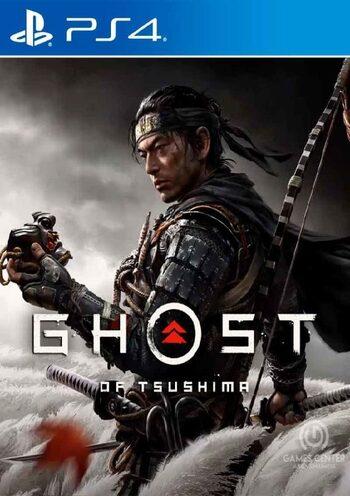 Ghost of Tsushima Pre-order Bonus (DLC) (PS4) PSN Key UNITED STATES