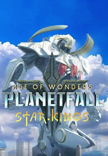 Age of Wonders: Planetfall - Star Kings (DLC) Steam Key GLOBAL