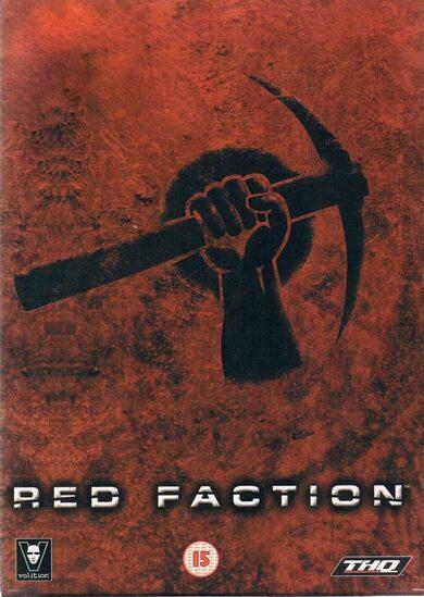 Red Faction: Armageddon + Commando & Recon Edition Steam Key GLOBAL