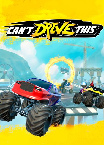 Can't Drive This Steam Key GLOBAL