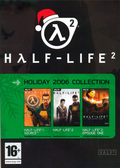 Half-Life 2 Holiday 2006 Steam Key GLOBAL